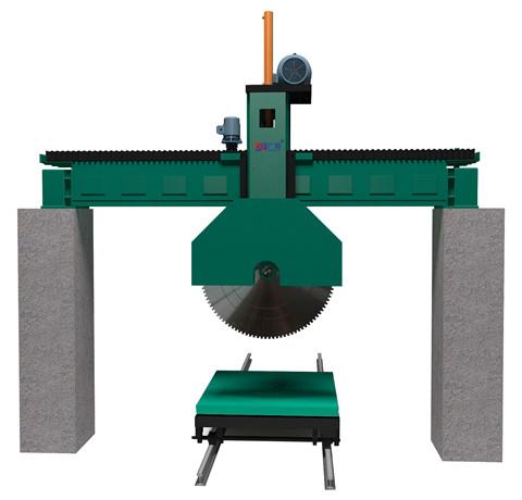 JQY系列桥式锯石机