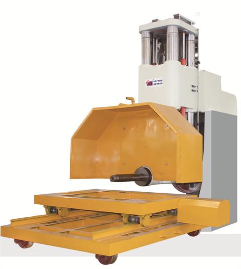 JXY系列单臂组合锯石机